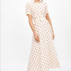 Zara polka dot dress 4886 049